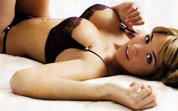 Gemma Atkinson in lingerie