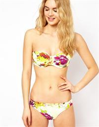 Megan Williams in a bikini