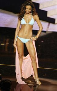 Rachel Smith in a bikini