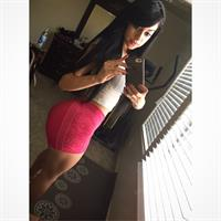Jailyne Ojeda Ochoa taking a selfie