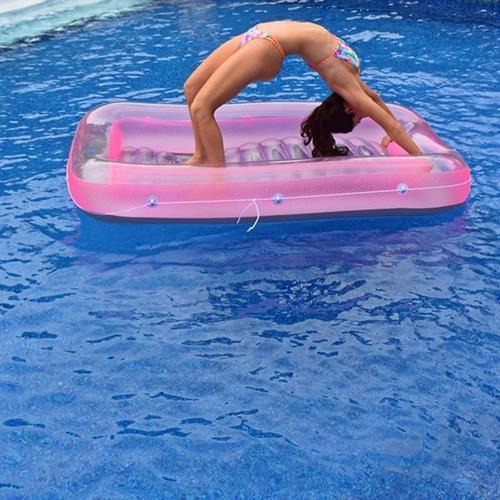Jen Selter in a bikini