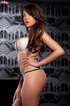 Cassidy Banks Twistys treat of the month for February 2015