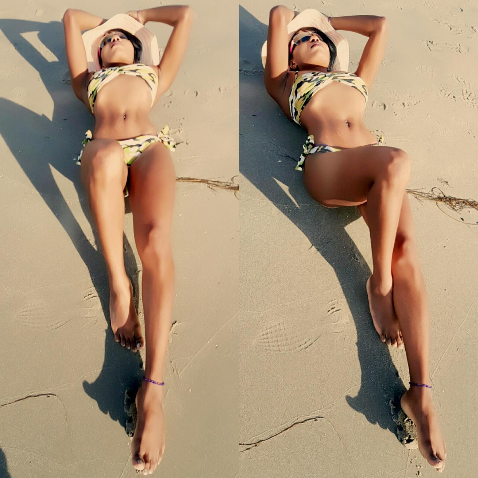 Bikini, Summer 2016