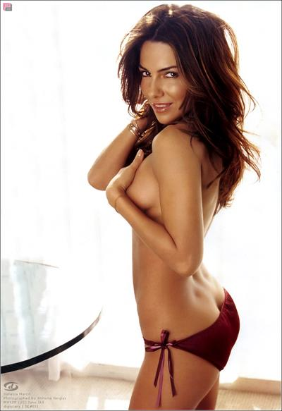 Vanessa Marcil in lingerie - ass
