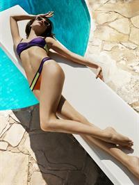 Jeísa Chiminazzo in a bikini