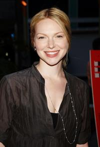Laura Prepon At You Kill Me Premiere, June 11