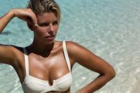 Natasha Oakley in a bikini