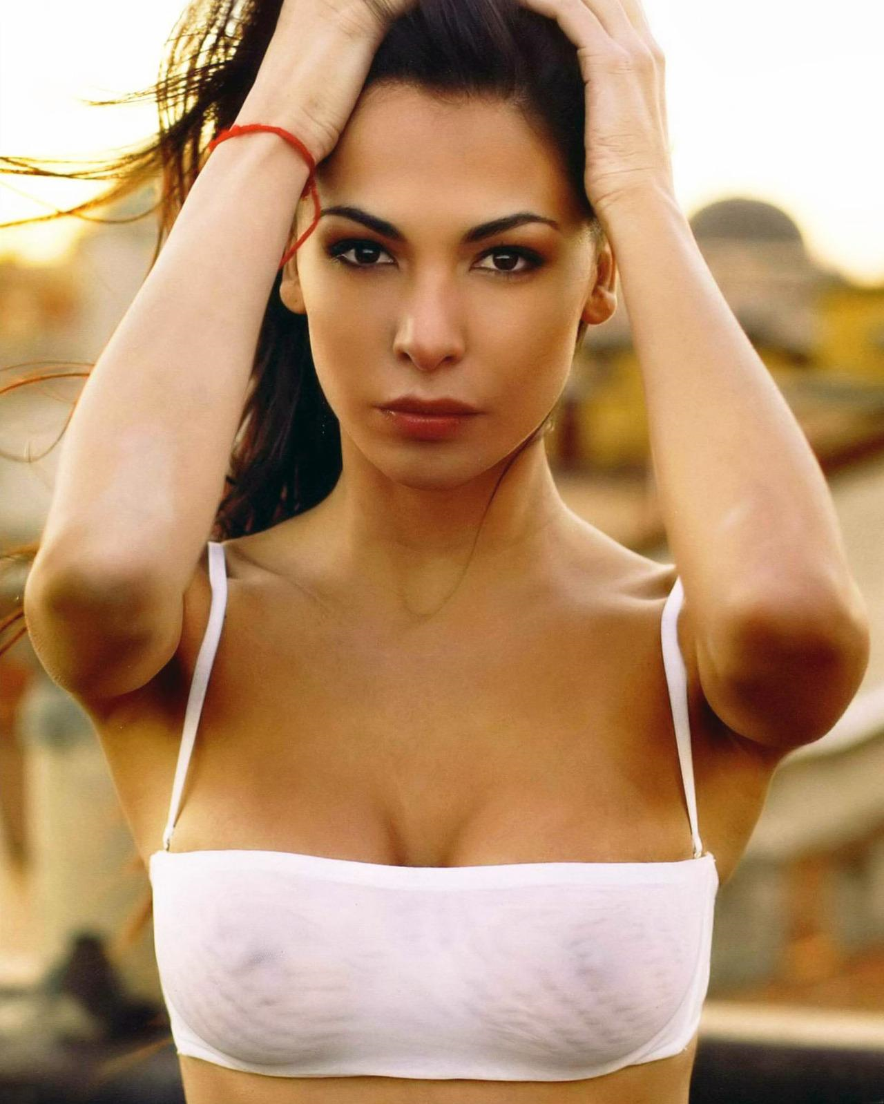 Moran Atias - breasts