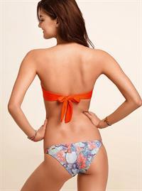 Vika Levina in a bikini - ass