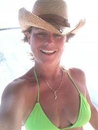 Jennifer in a bikini