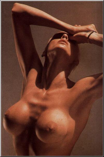 Granny nude lingerie cum tits