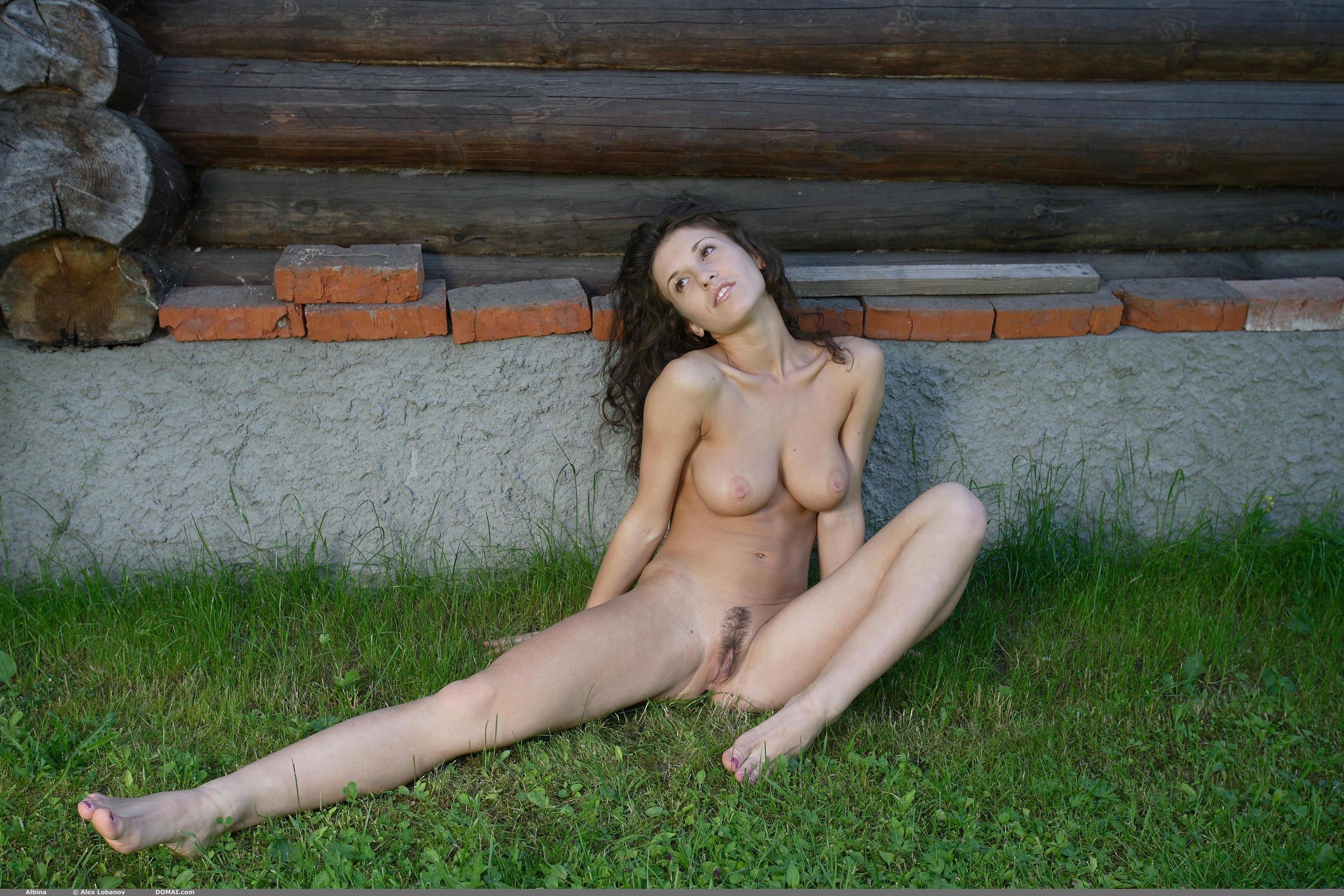 Смотреть голых русских женщин в деревне — 14