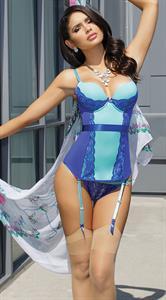 Jamillette Gaxiola in lingerie