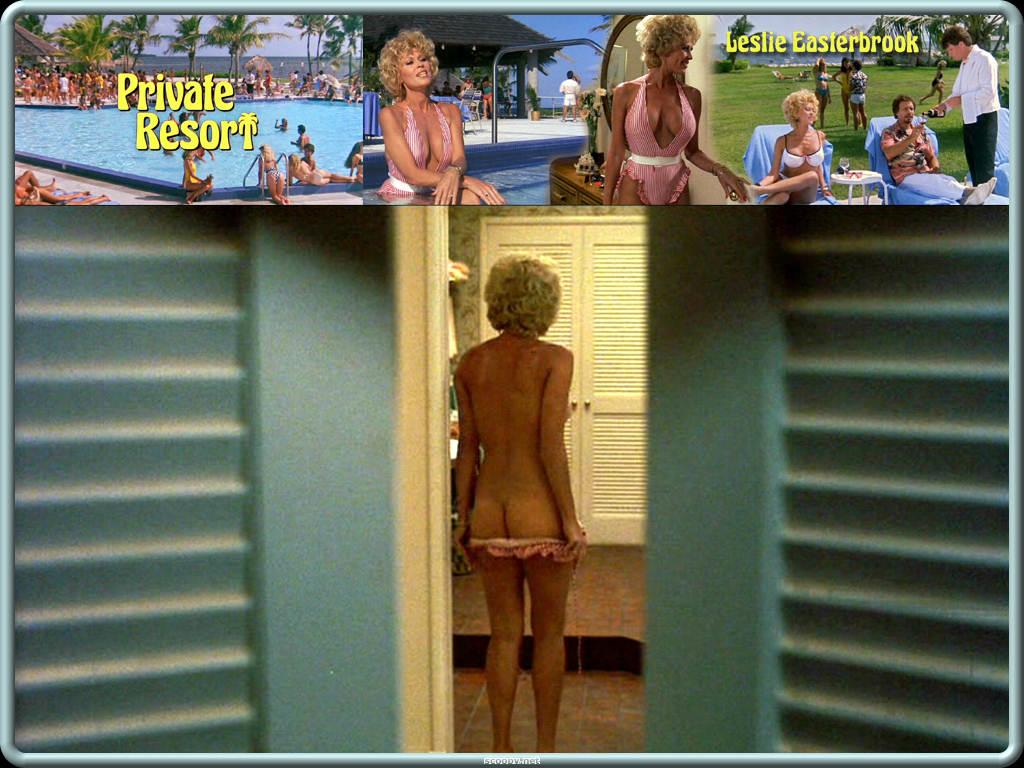 Masturbation leslie easterbrook topless galleries man