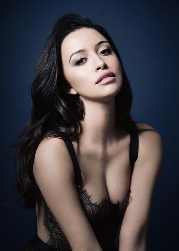 Mine, Christian Serratos sexy nude exist?