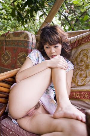Abbie Chan - pussy