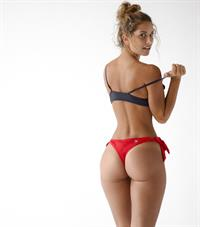 Sierra Skye in lingerie - ass