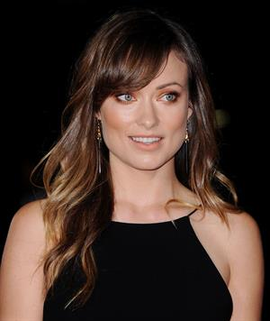 Olivia Wilde In Time premiere in Los Angeles October 20, 2011