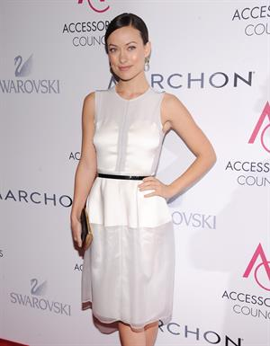 Olivia Wilde 16th Annual ACE Awards in New York - November 5, 2012