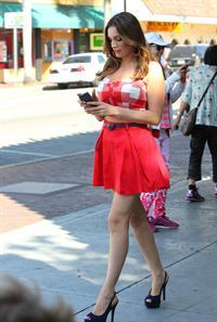 Kelly Brook - New Look Photoshoot In Miami February 4, 2013
