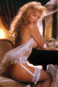 Kimberley Conrad in lingerie - ass