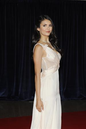 Nina Dobrev at the 2011 White House Correspondents Association Dinner April 30, 2011