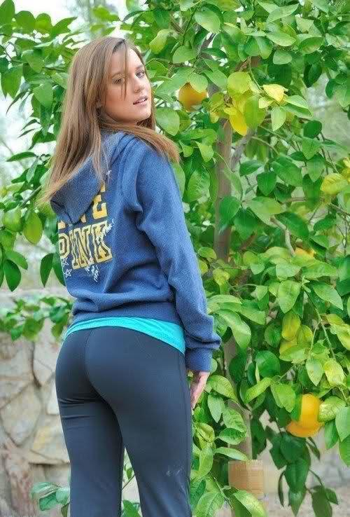 Hayley Hanes - ass
