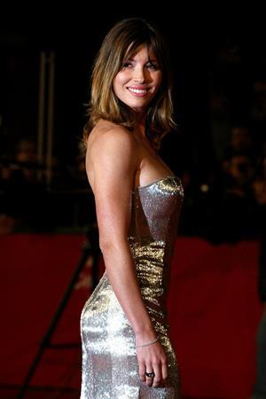 Jessica Biel Easy Virtue premiere during the 3rd Rome International Film Festival