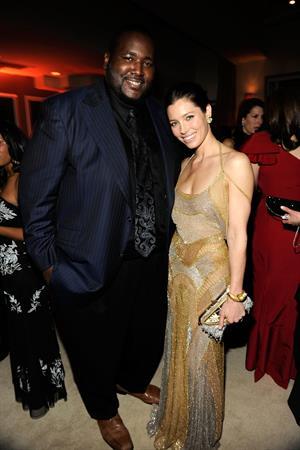 Jessica Biel Vanity Fair Oscar Party February 27, 2011