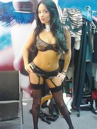 Anissa Kate in lingerie