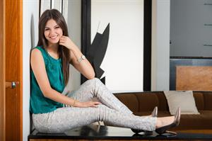 Victoria Justice Samuel Chaves photoshoot 2012