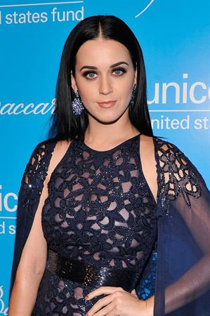 Katy Perry Unicef SnowFlake Ball at Cipriani 42nd Street in New York 11/27/12