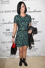 Katy Perry - Attends The Jason of Beverly Hills Viewing Party The Addicted Collection 05.09.12