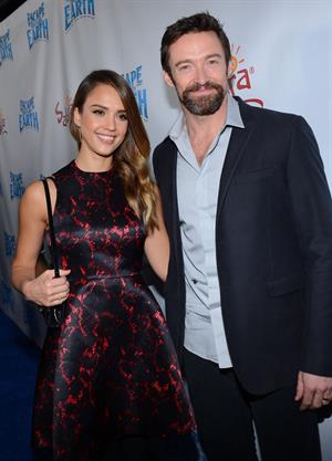 Jessica Alba 'Escape From Planet Earth' premiere in Los Angeles 2/2/13