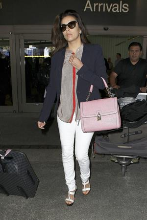 Eva Longoria Arrives at LA Airport in Los Angeles (May 20, 2013)