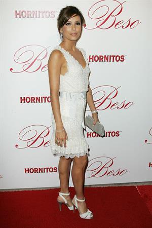 Eva Longoria grand opening celebration of her restaurant Beso in Los Angeles