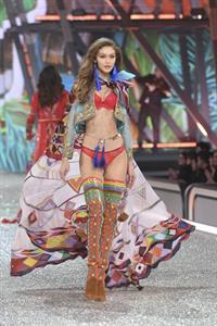 Gigi Hadid in lingerie