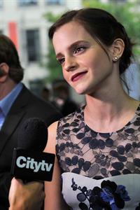 Emma Watson - The Perks of Being Wallflower premiere at Toronto International Film Festival - September 8, 2012