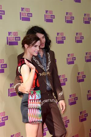 Emma Watson - MTV Music Awards Staples Center in Los Angeles Sept 06 2012