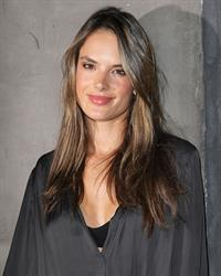 Alessandra Ambrosio - The NARS 8412 Melrose Boutique opening