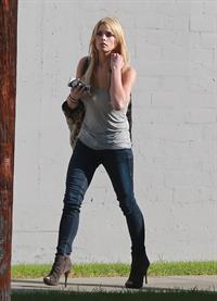 Ashley Greene in Los Angeles 10/16/13