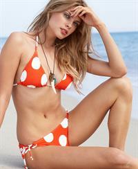 Masha Philippova in a bikini