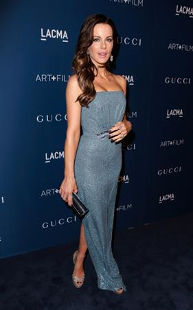 Kate Beckinsale LACMA 2013 Art Film Gala in LA on November 2, 2013