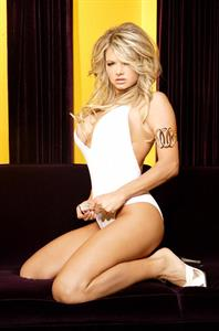 Vicky Vette in a bikini