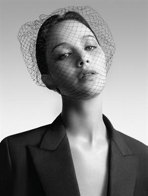 Jennifer Lawrence U Miss Dior Campaign 2013