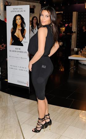 Kim Kardashian -  True Reflection  Perfume Event at Kardashian Khaos in Las Vegas (June 3, 2012)