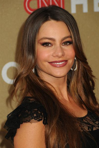 Sofia Vergara CNN Heroes an all star tribute at the Shrine Auditorium on December 11, 2011