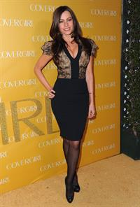 Sofia Vergara at Covergirl Cosmetics 50th Anniversary party at Boa Steakhouse on January 5, 2011