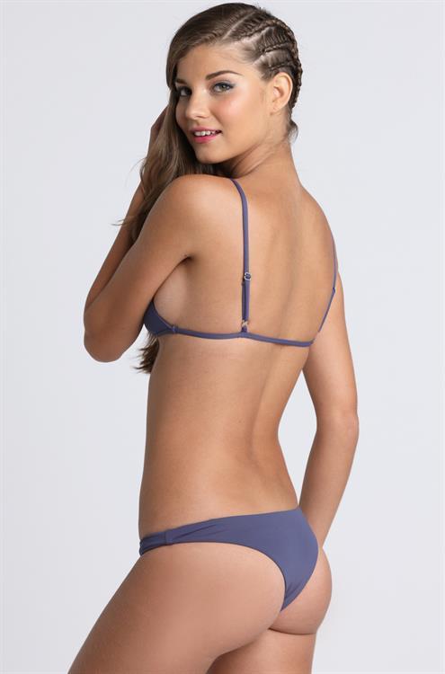 Gabriela Salles in a bikini - ass