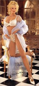 Heather Kozar in lingerie
